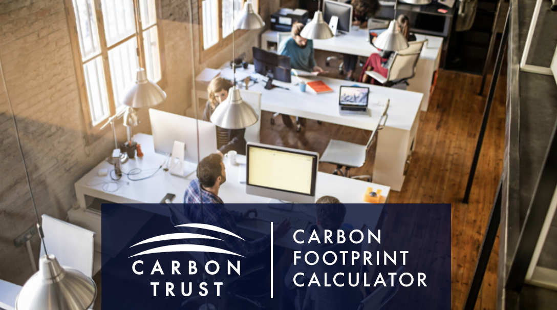 Carbon Footprint Calculator for SMEs created by the Carbon Trust