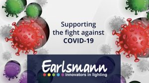 Earlsmann help support the fight against coronavirus by manufacturing PPE