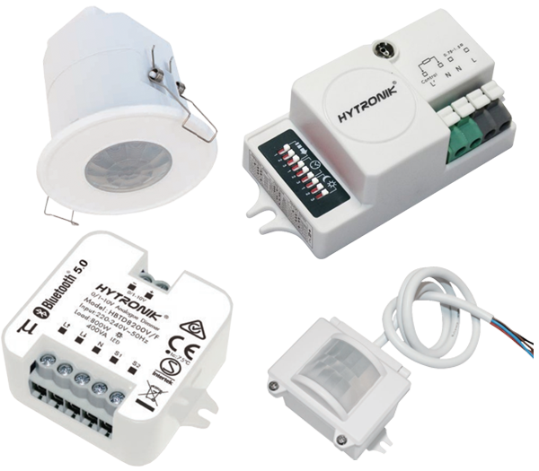 Earlsmann lighting controls