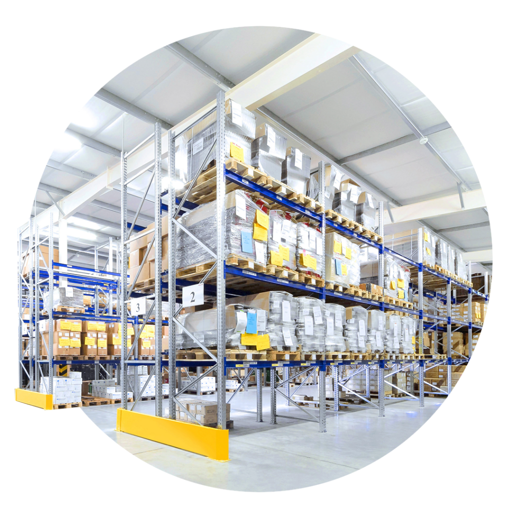warehouse lighting - LED light for warehouses